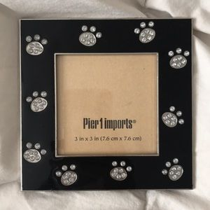 Other - 3x3 picture frame 🐶🐱